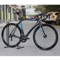 2017 JAVA Feroce Carbon Road Bike With Ultegra R8000 Full Group Aluminium Wheels 22 Speed Capiler