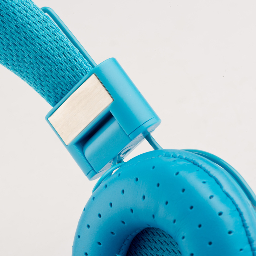 EP05 Wired Hovedtelefoner med hovedtelefoner med stereohøjttalere - Bærbar lyd og video - Foto 3