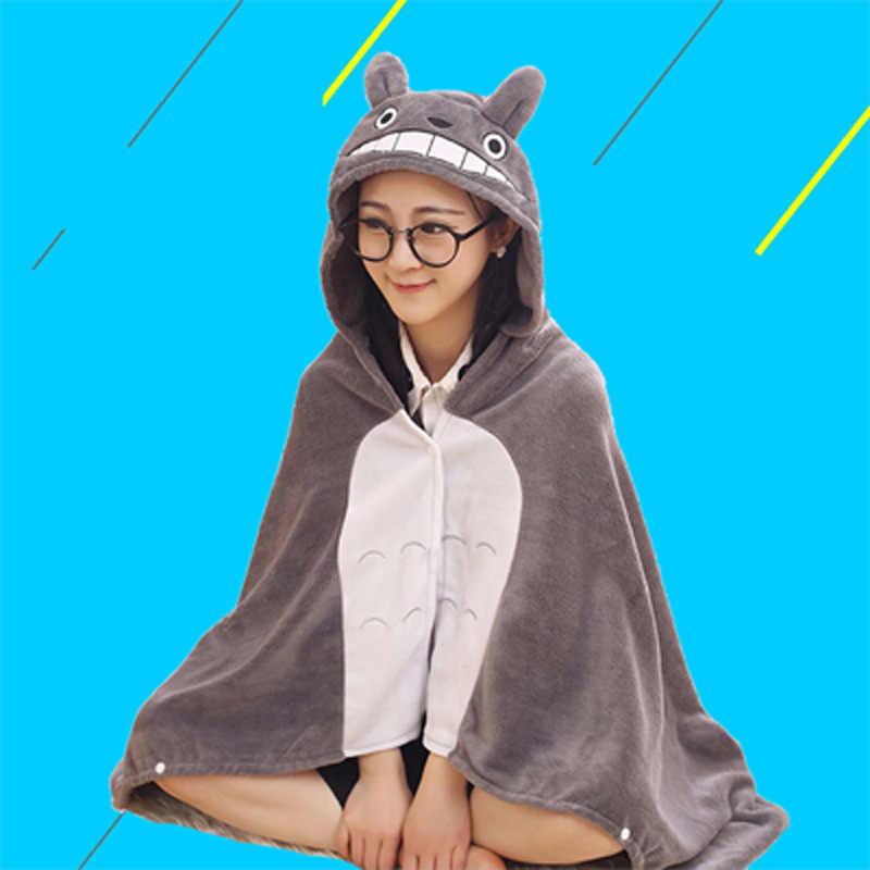 Himouto! Умару-Чан Плащ Аниме Doma Косплей Костюм для взрослых фланелевое одеяло милые мягкие толстовки мерцающий блеск вечерние аниме