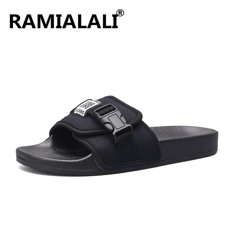 Casual Sommer Hausschuhe Mann Schuhe Strand Flip-flops Flache Schuhe Für Männer Mode Im Freien Sommer Hausschuhe Große Größe 38- 49