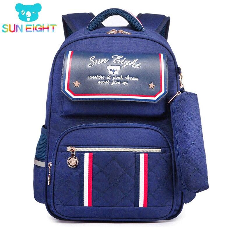 5c9b545ba7a2 16 дюймов милый рюкзак для детей школьные Бенди и чернильная машинка ...