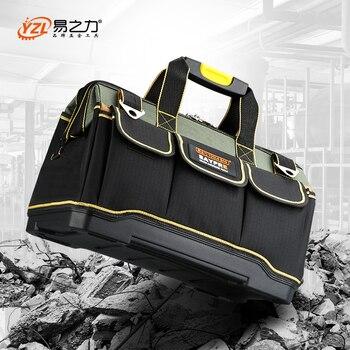 Новый инструмент сумки Размеры 13 16 18 20 Водонепроницаемый инструмент сумки большой Ёмкость сумки для инструментов