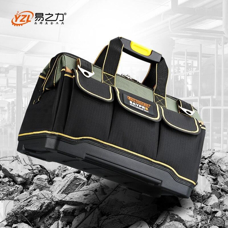 เครื่องมือใหม่กระเป๋าขนาด 13 16 18 20 เครื่องมือกันน้ำกระเป๋าขนาดใหญ่ความจุกระเป๋าเครื่องมือ