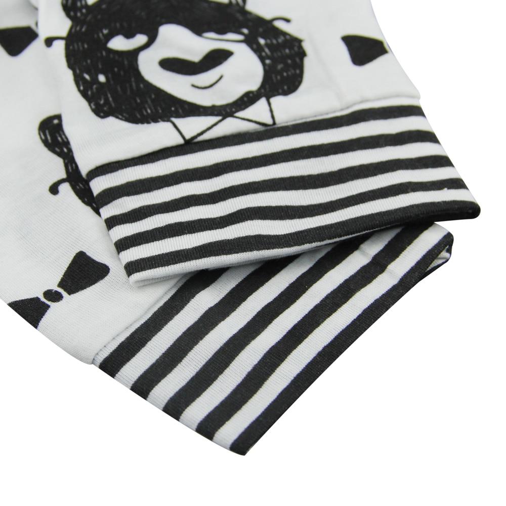 Фланелевые пижамы с длинными рукавами; хлопковые пижамы для мальчиков с животными; Мужская зимняя ночная рубашка; топы; CJ; Прямая