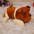 Children pillow plush toys Wrinkled dog car Decoration doll wrinkled dogs plush toys 20cm\40cm PP cotton