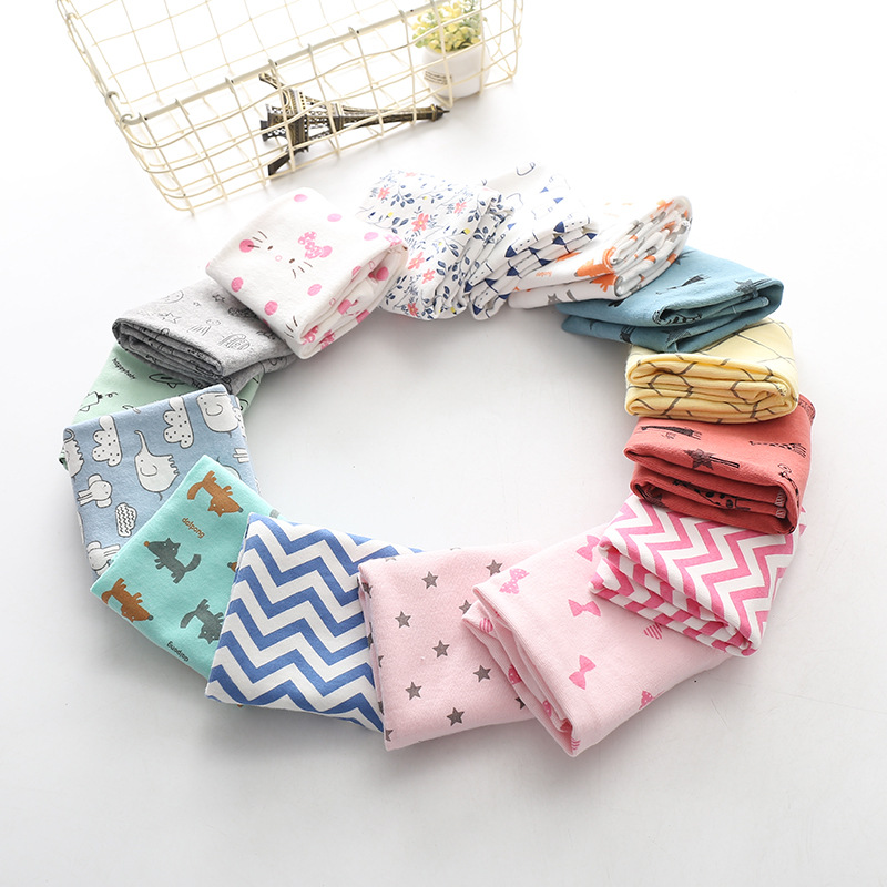 2018 new winter cotton star owl bunny dots car crown heart baby scarf boys girls o ring collars children kids scarves wear