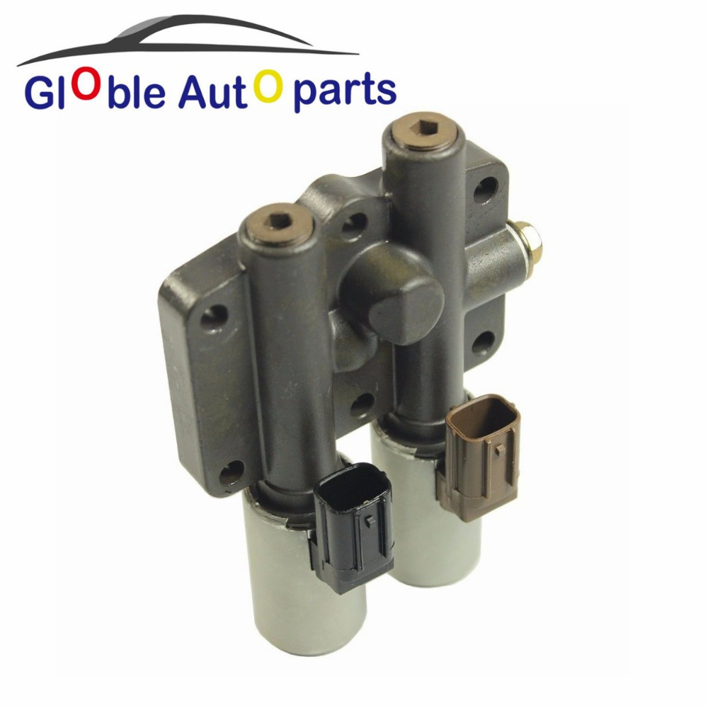 Gearbox For Honda CL MDX TL D150 Acura Accord Odyssey Pilot Prelude Transmission Dual Linear Solenoid 28250-P6H-024 98-07 TS-024