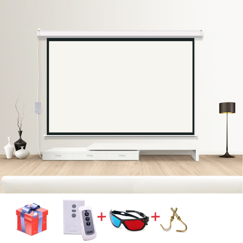 electric projection screen