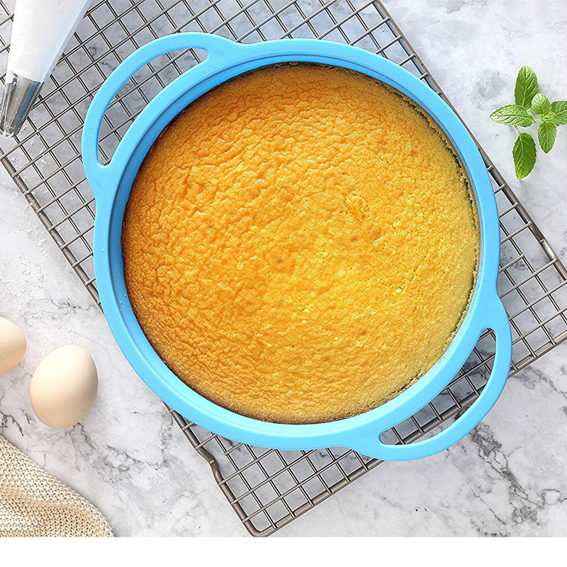 Baking Pan Cake Molds Silicone Baking Pans for Baking Dishes Bread Pies Nonstick Silicone Mould Bakeware Trays Pans
