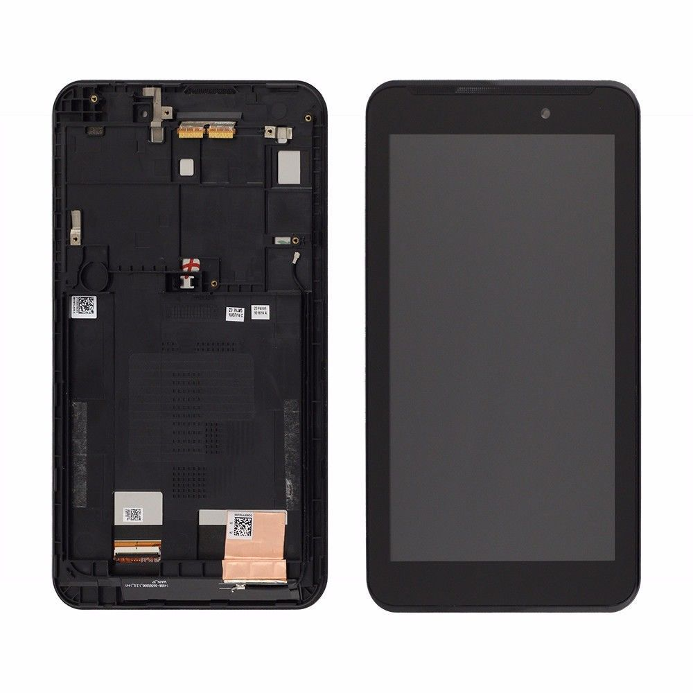 Sinbeda Original LCD For <font><b>ASUS</b></font> Fonepad 7 FE7010CG FE170CG ME170 <font><b>K012</b></font> K017 LCD Display Touch Screen Digitizer Assembly Frame Parts image