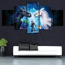 Как приручить дракона 3 Скрытая мир мультфильма о фильме фотографии декоративная живопись для Гостиная Настенный декор