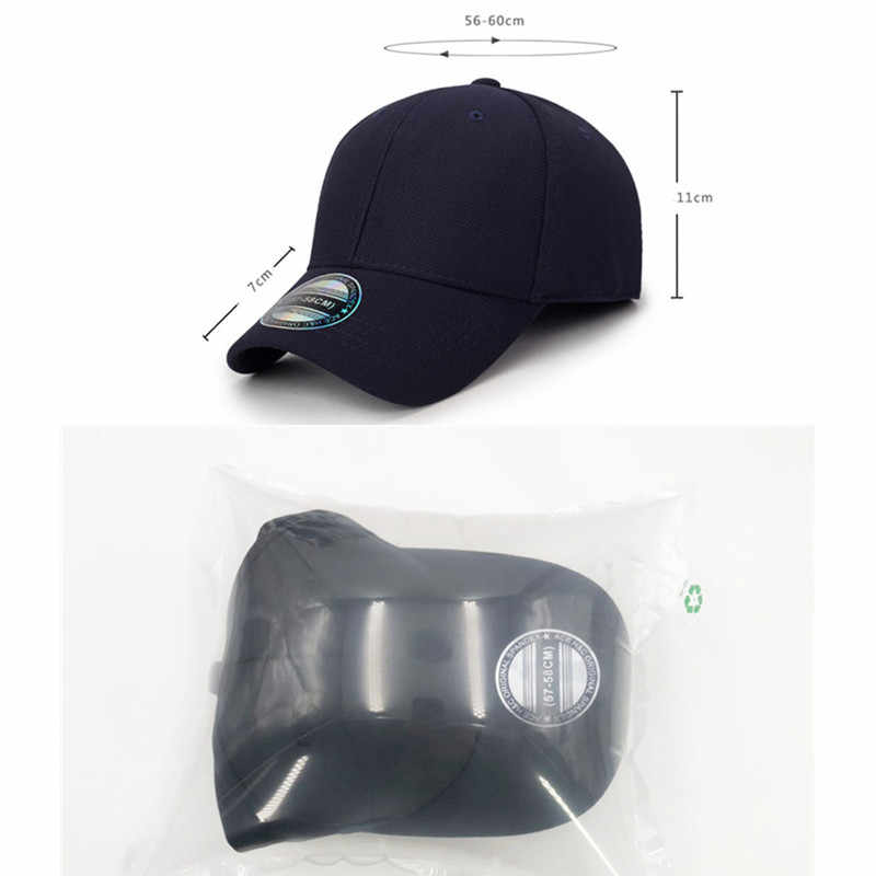 COKK الأسود قبعة بيسبول الرجال قبعات ترد لمكانها قبعات الرجال المجهزة مغلقة غطاء كامل النساء Gorras العظام الذكور قبعة سائق الشاحنة Casquette