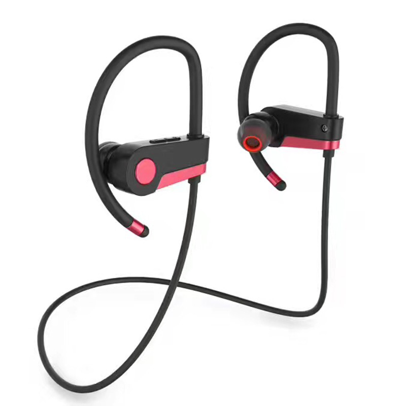 Sports In-Ear Bluetooth Earphone C6 Wireless Headphone Waterproof Stereo Bluetooth Headset Running Earbuds with Mic for Phone