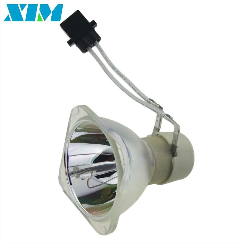 Projector Bare lamp bulb 5J.J5405.001 for Benq W700 W1060 W703D/W700+/EP5920 Projectors 180days Warranty free shipping compatible bare projector lamp 5j j5405 001 for benq ep5920 w1060 w700 w700 w703d