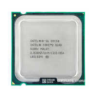 4 cœurs INTEL core 2 Quad Q9550 Socket LGA 775 CPU INTEL Q9550 processeur 2.8G hz/12 M/1333 GHz)