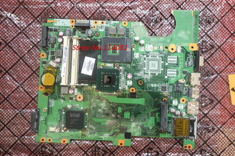ФОТО 578701-001 For HP compaq CQ71 G71 Notebook Motherboard DA00P6MB6D0 Tested Good 90 days warranty
