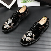 New Designer Breathable Flats Men's Men Brand Shoes 2019 New Comfortable Men Luxury Men Shoes Casual Loafers Embroidery