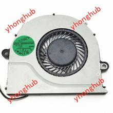 ADDA AB07505HX070300 ДТС DFS561405FL0T DC 5 V 0.50A 3-жильный Сервер вентилятор охлаждения ноутбука
