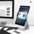 ATÉ 4 P-7 S tablet de alumínio suporte para tablet com braçadeira para 7 polegadas to13inch dispositivo universal, marca flexível titular pad
