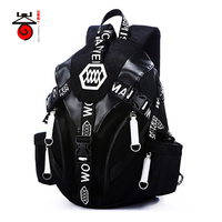 2017 Senkey style New Fashion Casual Backpack Men Travel Computer Laptop backpacks High Quality for Teenagers Student School Bag