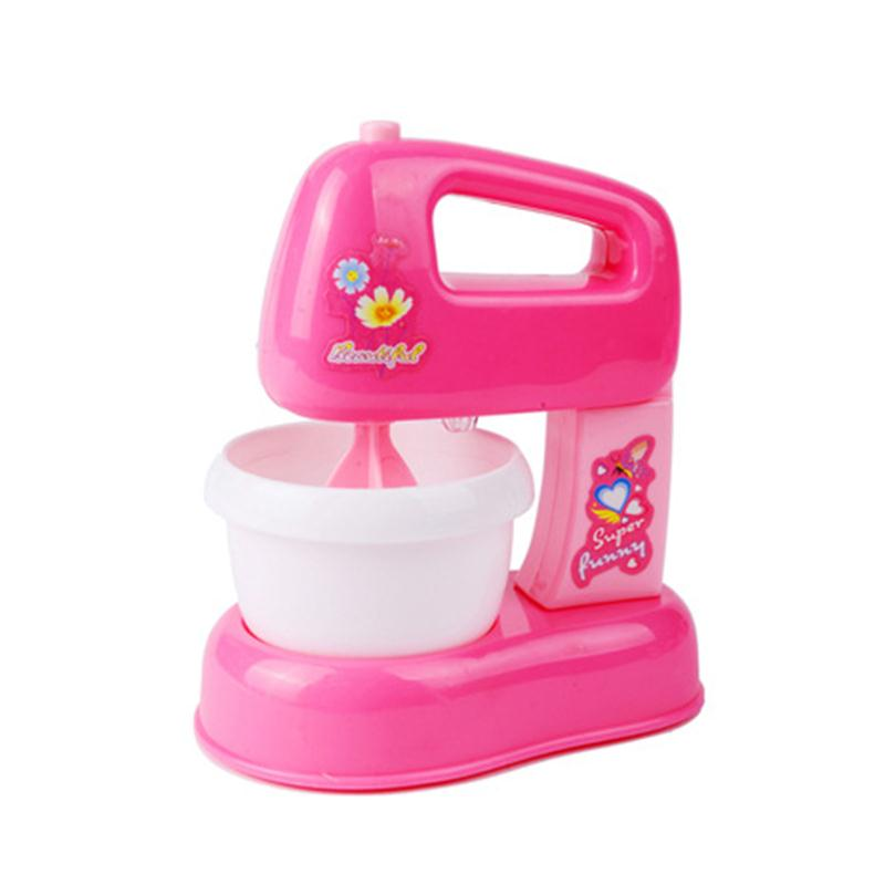 Mini Kitchen Toys Light Up U0026 Sound Plastic Simulation Home Appliances Kids  Children Play House Toy Baby Girls Pretend Play Toys
