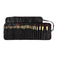 High Quality 32 Pcs Professional Cosmetic Makeup Brush Kit Brushes Tools Make Up Case