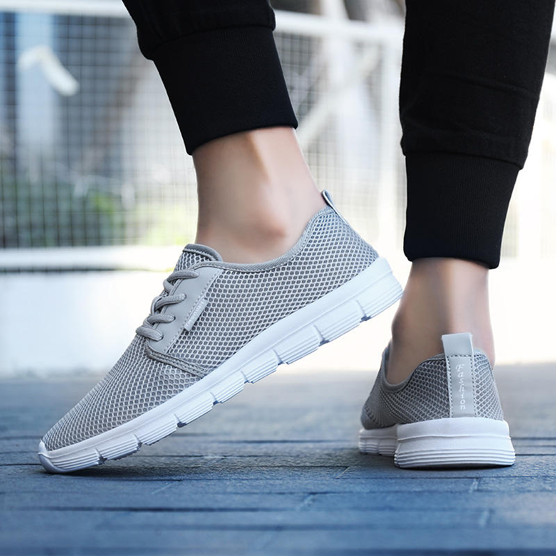 summer men sneakers fashion air mesh breathable casual shoes light weight man moccasins comfortable korean cheap male footwear (33)