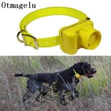 전문 사냥 개 비퍼 충전식 개 훈련 칼라 방수 개 훈련 장비 애완 동물 전기 칼라 경고음 리모콘