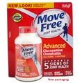 Movimento Livre Avançado Força Triplo, glucosamina Condroitina 170 comprimidos frete grátis