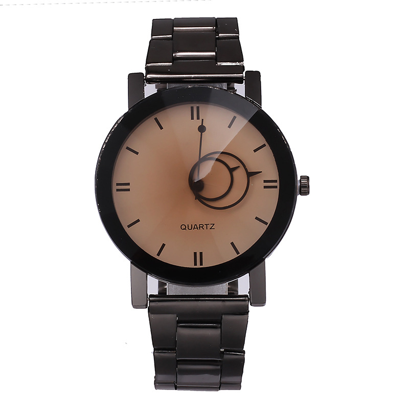 2018 New Creative Casual Couple Watches Men Women Luxury Stainless Steel Sport Watch High-grade Relogio Quartz Watch Loves Gift