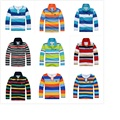 Boys polo shirt 3-12T brand children's long-sleeved High quality shirt warm cotton  T-shirt
