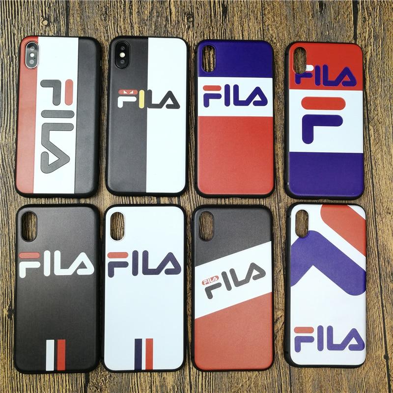 coque iphone 6 fila silicone