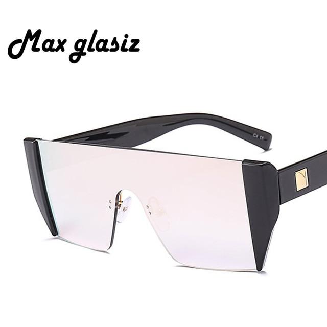 92cfb696ec10 Flat Top 2017 Sunglasses Women Brand Designer Vintage Acetate Rimless Frame  Men Square Retro Unisex Sun Glasses UV400