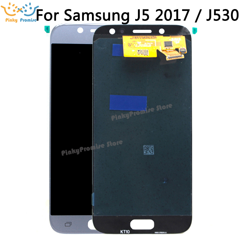 AMOLED For SAMSUNG GALAXY J5 2017 LCD J530 J530F J530FN SM J530F Display Touch Screen Replacement