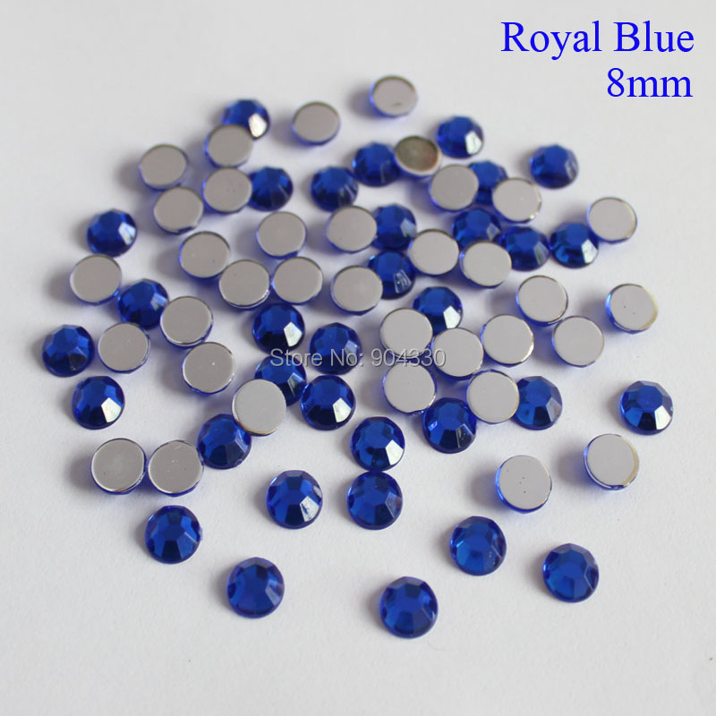 Apparel Sewing & Fabric Home & Garden Free Shipping 200pcs Clear 12mm Octangle Double Holes Pointed Back Acrylic Diamond Apparel Sewing Buttons Crafts Diy Rhinestone