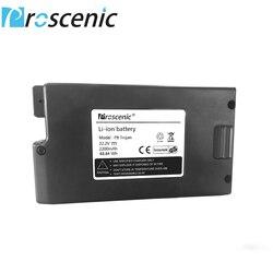 Proscenic P8/P8 Plus/P9 Batterij 22.2V 2200MA Handheld Draadloze Stofzuiger Batterij P8 Trojan