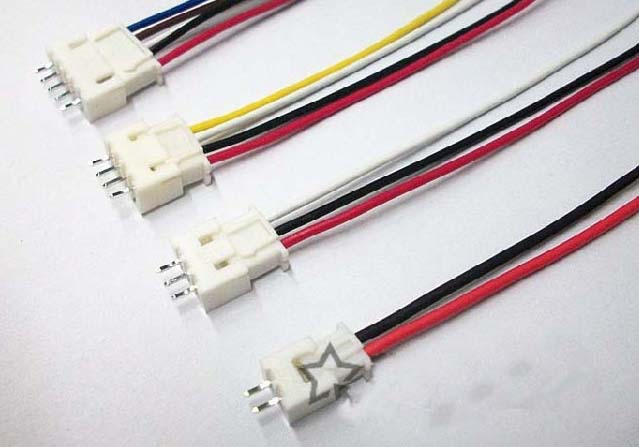 Head Wire Harness on cable strap, 13an683g163, american auto, frsky r-xsr,