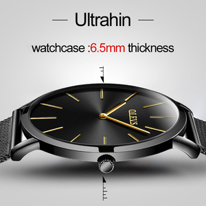 OLEVS Top Luxury Brand Watch Men Stainless Steel Waterproof Watches For Boy Ultra Thin Quartz Sports Wristwatch Casual Clock