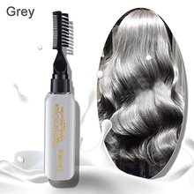 Fashion 13 Colors DIY Disposable Hair Dye Color Does Not Pain Hair Dye Pen Easy To Clean Non-toxic Temporary Mascara Hair Cream 13 colors hair color cream temporary hair dye fashion grandma grey cream non toxic diy hair dye pen hair care