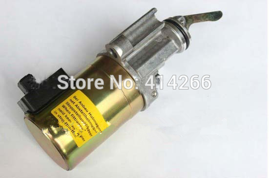 0419 9900 04199900 Fuel Shutdown Solenoid Valve for DEUTZ ENGINE 1012 12V Fast free shipping велосипед cannondale scalpel 29 carbon race 2016
