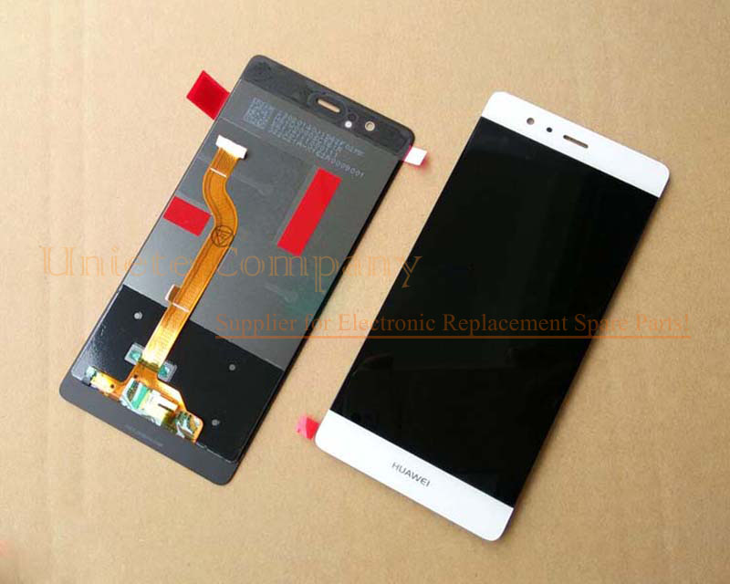UNQUE ETEK for Huawei P9 Lite G9 P9 LCD Display Screen with Touch Panel Digitizer Replacement Spare Parts + Repair Tools