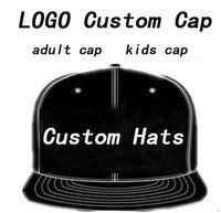 성인 사용자 정의 야구 로고 자수 스냅 백 캡 사용자 정의 모자 도매