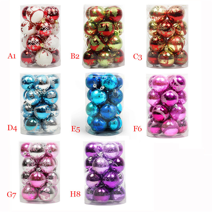 New Arrival Christmas Balls Baubles Party Xmas Tree