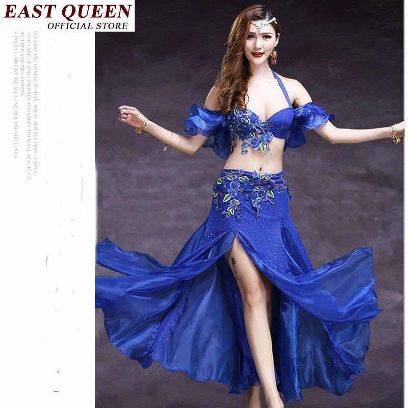 Pakaian tari perut kostum indian pakaian tari samba karnaval kostum indian kostum hot sexy tahap wanita tahap dance FF063 A