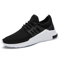 2019 new Men Fly knitted Shoes for Man Sneakers Male Fashion Light Comfortable Designer Men Causal Shoes Tenis Masculino Adulto
