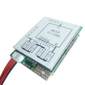 Image 3 - 4S 12V 100A Lifepo4 lithium fer phosphate BMS panneau de protection de la batterie w balance courant élevé F/voiture démarrage onduleur