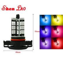 Shenlao 2 pz H16 9005 H8 H9 H11 Ha Condotto Le Lampadine 12 v luci di nebbia accessori auto per Jeep Compass per jeep renegade accessori