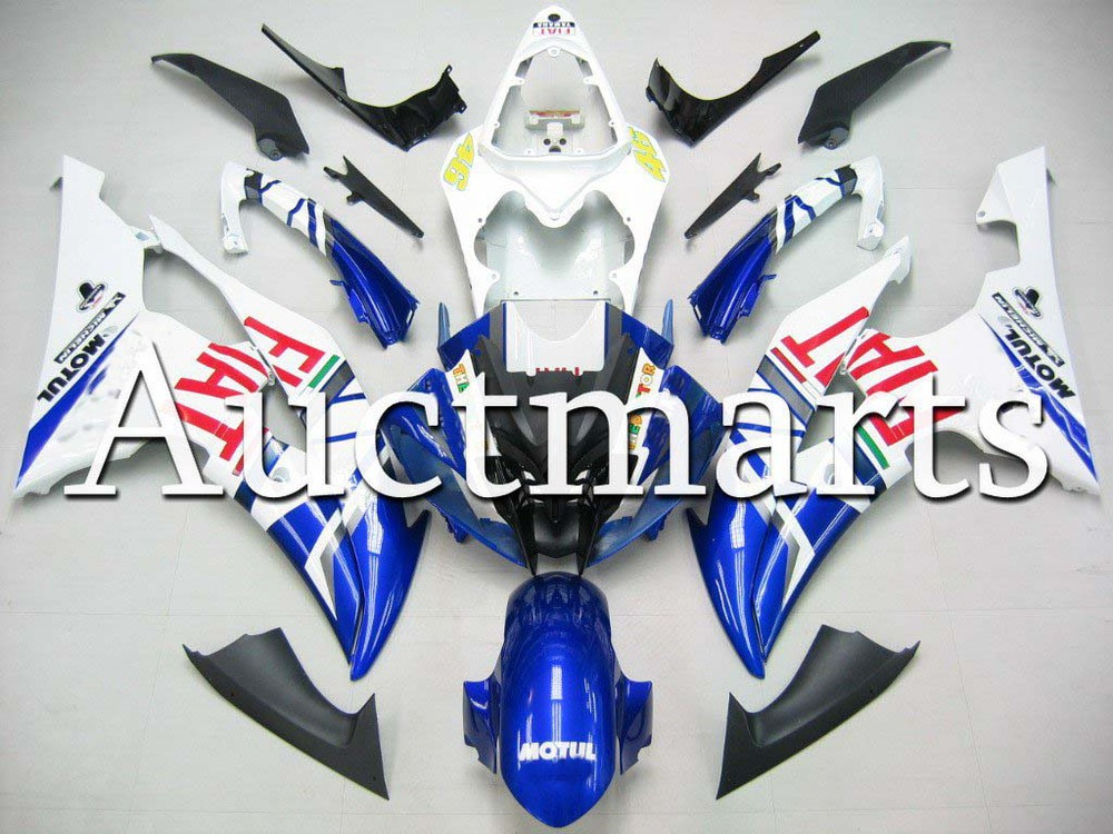 For Yamaha YZF 600 R6 2008 2009 2010 2011 2012 2013 2014 YZF600R 08-14 inject ABS Plastic motorcycle Fairing Kit YZFR6 08-14  C3 glasgow coma scale