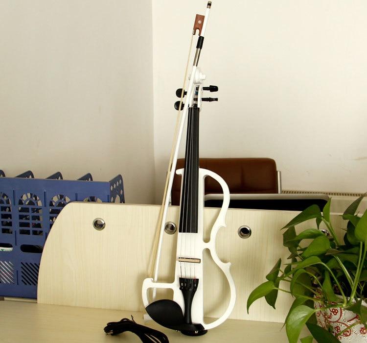 Estuche rígido para violín de alta calidad, 4/4. Violín eléctrico - Instrumentos musicales - foto 6