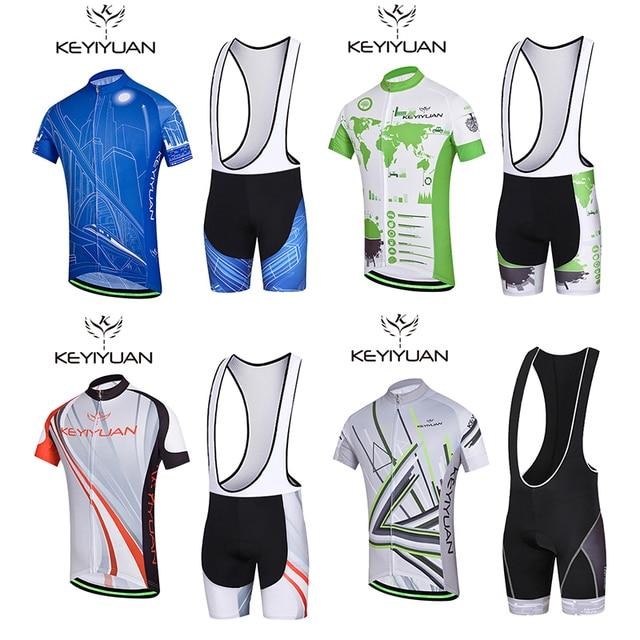 Profesional Bicicleta Keyiyuan Ropa Shorts De Pantalones Hombres Db2EHYWIe9